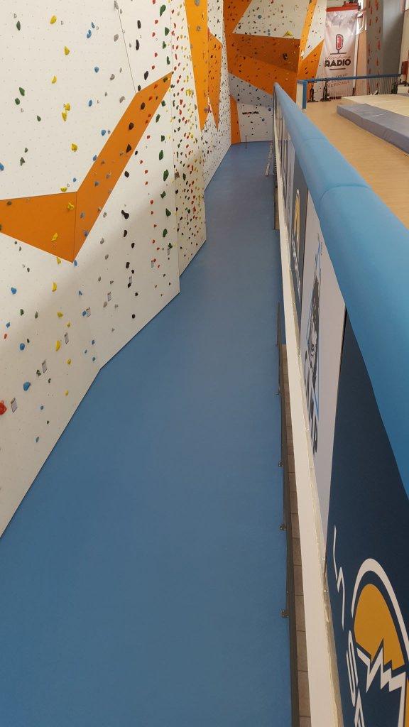 Nuova palestra di arrampicata sportiva a San Zeno Naviglio - 2016 - Realizzato