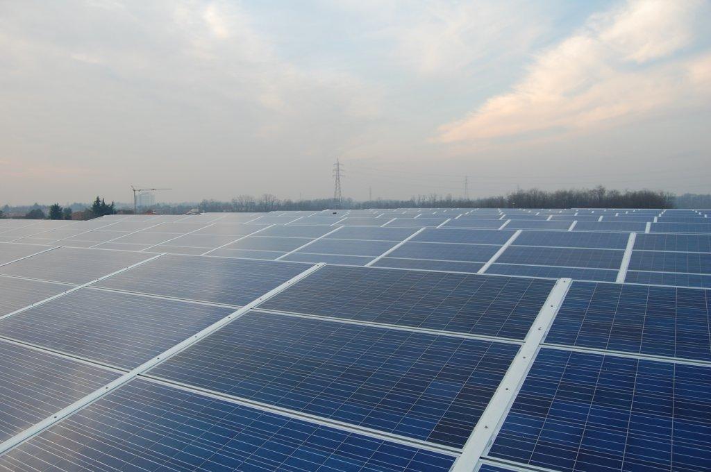 Impianto fotovoltaico 141 kW - 2011