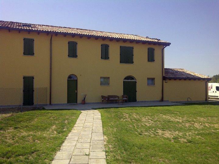 Ristrutturazione con demolizione e ricostruzione di cascina a Faenza (RA) - 2009 - Realizzato