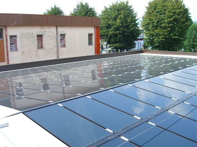 Impianto fotovoltaico 28 kW - 2010