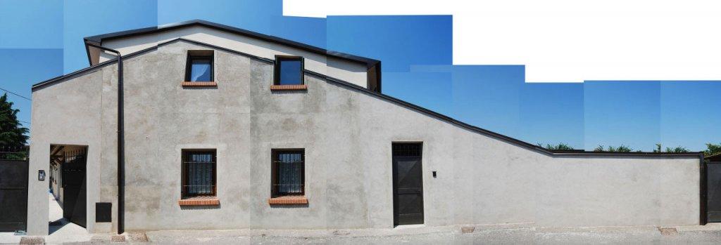 Ampliamento e risanamento energetico di edificio unifamiliare - Quinzano (BS) - 2013 - Realizzato